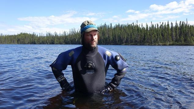 Étienne Boucher, professeur de géographie physique à l'UQAM