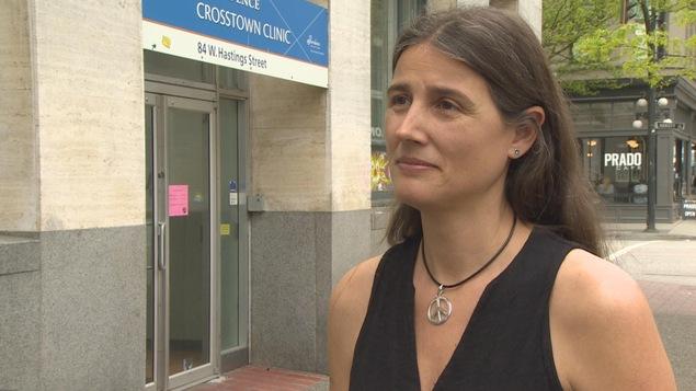 Eugenia Oviedo-Joekes est chercheuse en dépendance à l'école de santé publique de l'UBC.