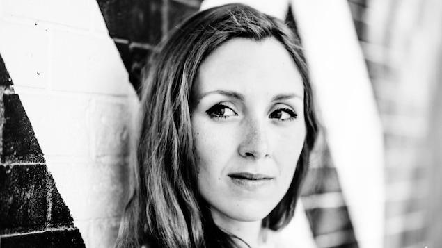 L'auteure Fanie Demeule