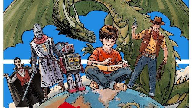 La BD québécoise en vedette à La Pocatière