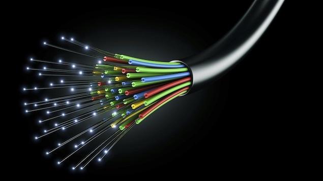 De la fibre optique