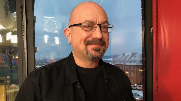 Francis Dupuis-Déri, professeur de science politique et spécialiste de l'altermondialisme