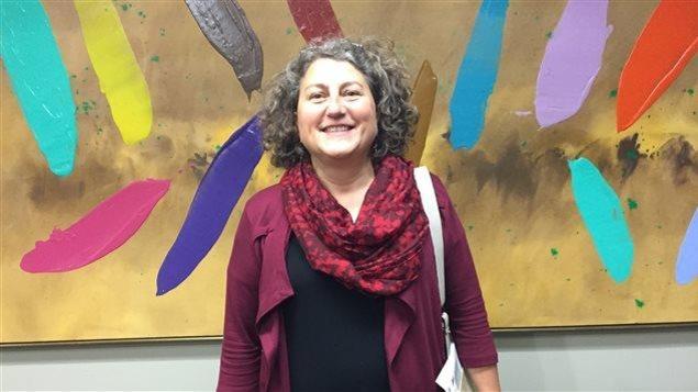 Frédérique Baudemont a accepté d'être la nouvelle directrice adjointe du Réseau santé en français de la Saskatchewan.