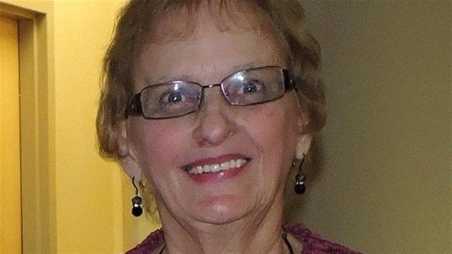 La victime, Lise Fredette de Peterborough