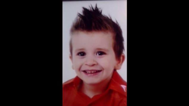 Louka Fredette, 6 ans, porté disparu — Alerte Amber