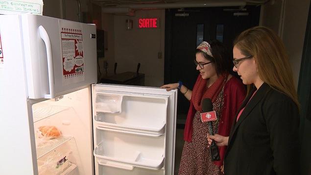 Le frigo Lêches babines