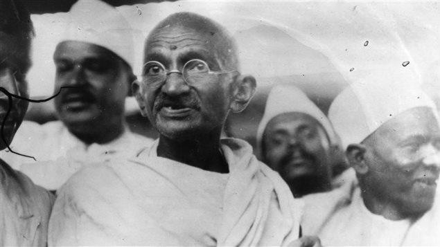 Gandhi, vers 1930