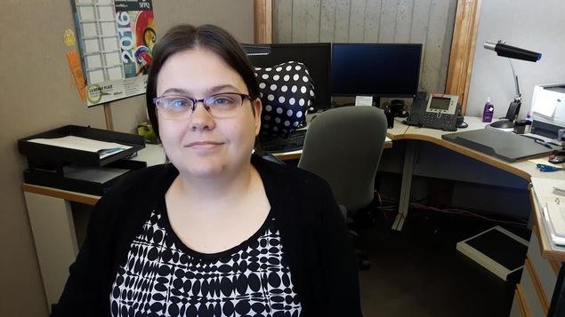 Geneviève Imbeault a décroché un emploi au ministère de l'Éducation
