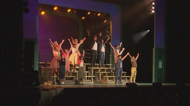 Grease termine sa tournée à l'Amphithéâtre Cogeco de Trois-Rivières.