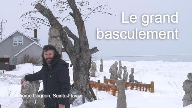 Guillaume Gagnon, du Centre d'art Marcel-Gagnon
