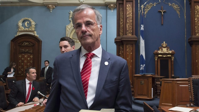 Le président de l'Assemblée nationale sermonne l'UPAC — Affaire Guy Ouellette