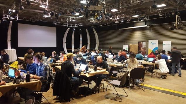 Un premier Hackathon réussi