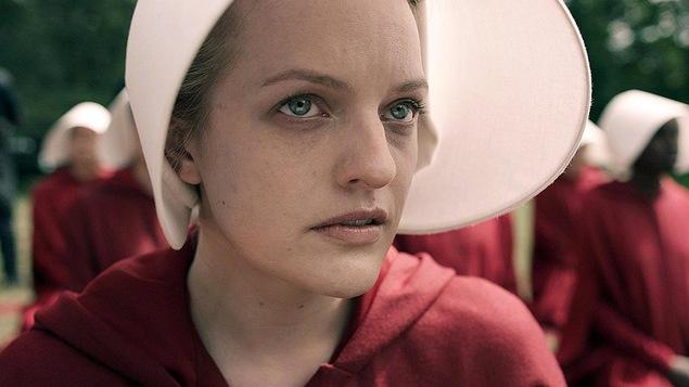 Elisabeth Moss dans « The Handmaid's Tale » (« La servante écarlate »)