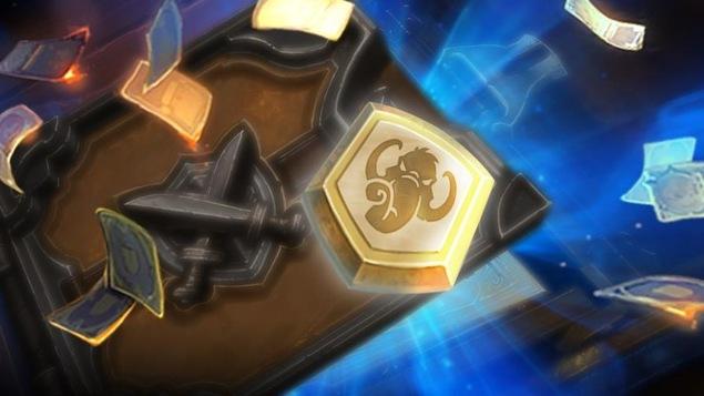 Le Mammouth sera la mascotte de l'année 2017 pour le jeu Hearthstone de la compagnie Blizzard Entertainment