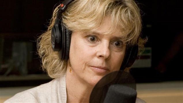 Hélène Dorion en entrevue à Radio-Canada