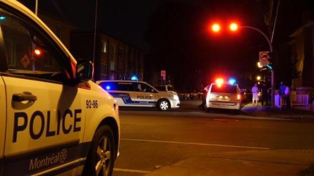 Un homme tué par balle dans Montréal-Nord