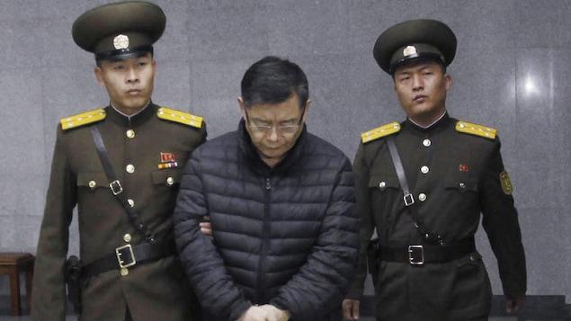 La Corée du Nord libère un pasteur canadien emprisonné