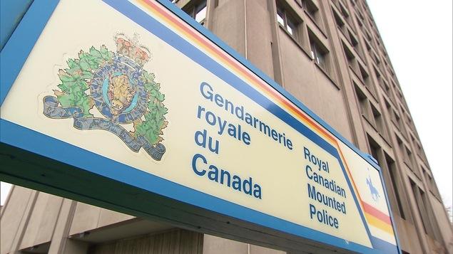 Un immeuble de la Gendarmerie royale du Canada