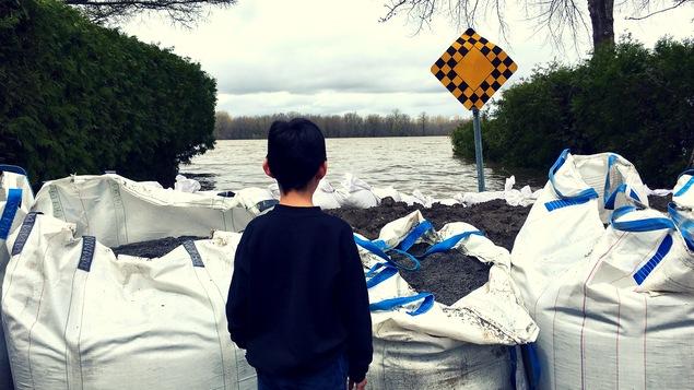 L'arrondissent de Pierrefonds-Roxboro est celui où le plus de résidences ont été évacuées en raison des inondations.