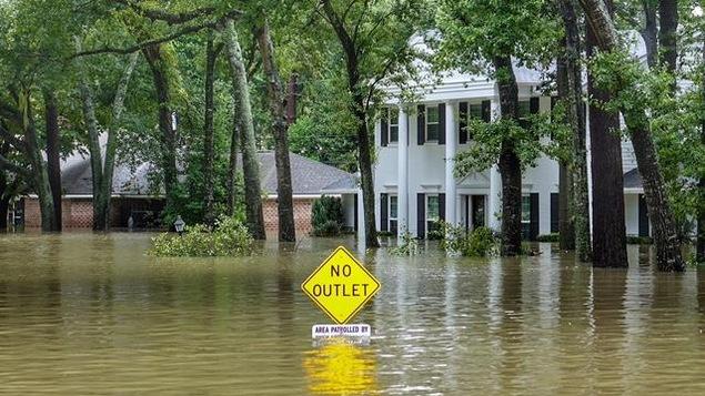 Le quartier de Buffalo Bayou