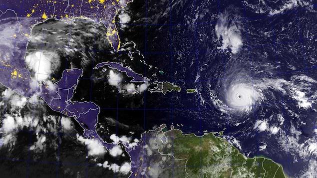 Irma pourrait être le pire ouragan en 100 ans aux États-Unis