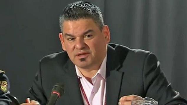 Isadora Day. chef régional de l'Ontario pour l'Assemblée des Premières Nations veut que les autochtones participent à la préparation de la loi sur la légalisation du canabis.