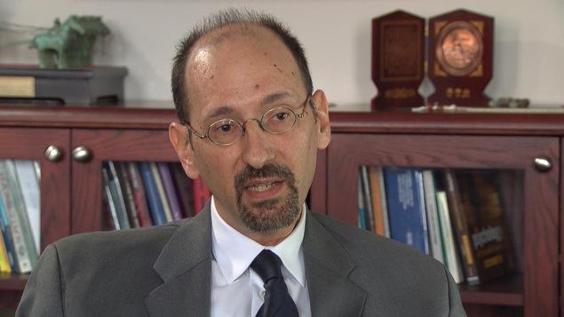 Ivan Zinger, enquêteur correctionnel du Canada