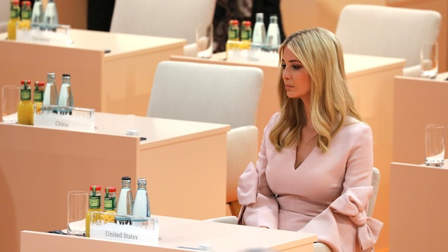 Ivanka Trump remplace son père au G20 (Photos)