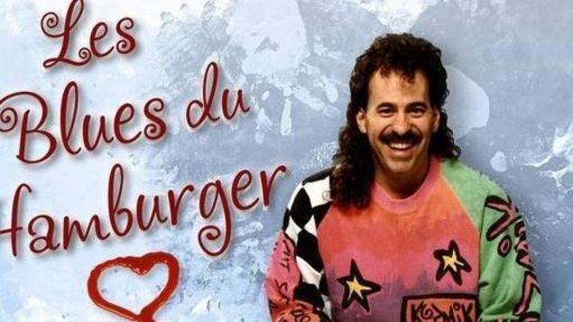 Jacques Chauvin et son album culte Les Blues du Hamburger.