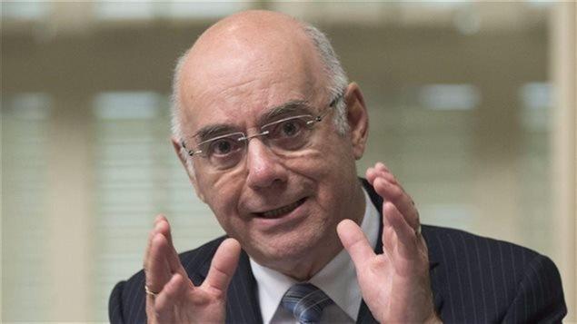 L'ex-député libéral Jacques Daoust