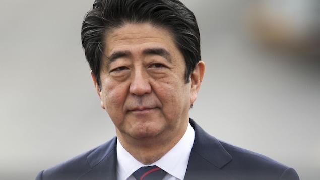 Le premier ministre japonais en visite à Hawaï