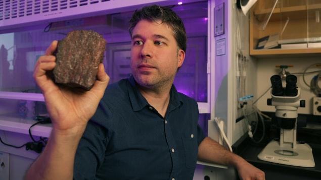 Les plus anciennes formes de vie sur Terre trouvées dans le nord du Québec