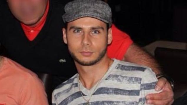 Photo de Jonathan Raymond, un Québécois de 34 ans qui a été retrouvé assassiné au Pérou.