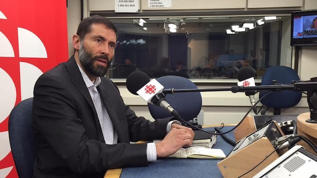 Jorge Frozzini en entrevue