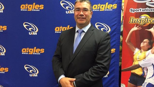 Judes Vallée devient entraîneur-chef pour les Aigles Bleus de Moncton.