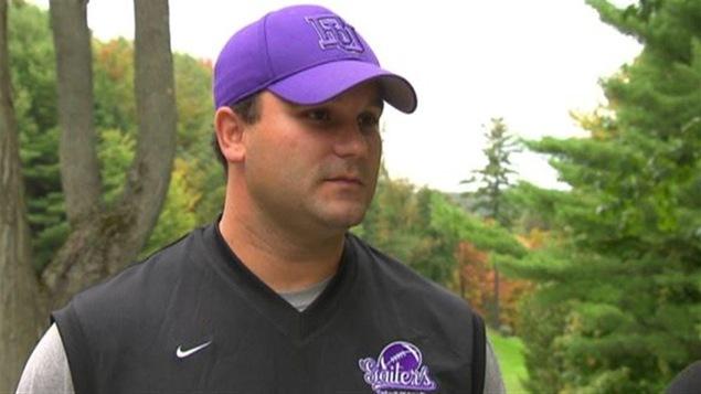 Kevin Mackey est le nouvel entraîneur-chef des Cougars du Collège Champlain