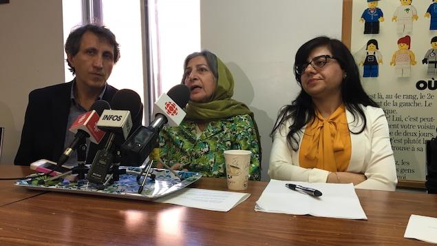 Une Iranienne de 60 ans menacée de déportation pourra rester au Canada