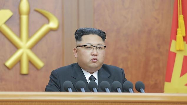 Washington appelle Pyongyang à éviter toute provocation — Missile balistique