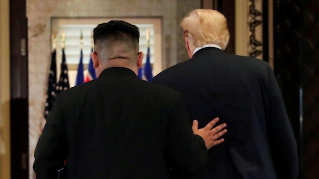 La Corée du Nord semble avoir entamé la construction d'un ou deux missiles balistiques intercontinentaux, rapporte le Washington Post.
