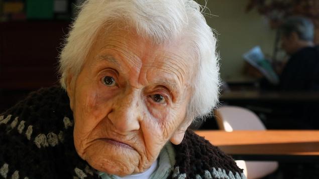 Âgée de 107 ans, Knar Yemenidjian était la dernière survivante du génocide arménien encore en vie au Canada.