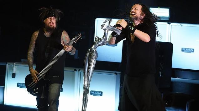 Korn engage un bassiste de 12 ans