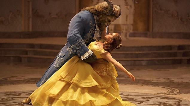 Le film « La Belle et la Bête »