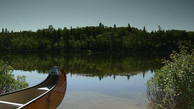 Le parc national du Lac-Témiscouata a été inauguré en juin 2013.