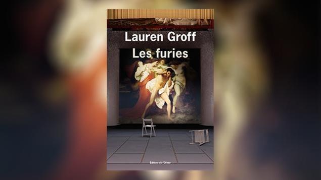 La couverture du livre «Les furies», de Lauren Groff