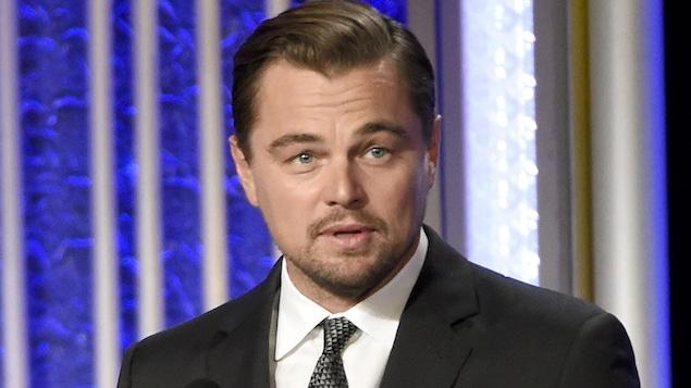 Leonardo DiCaprio en 2017