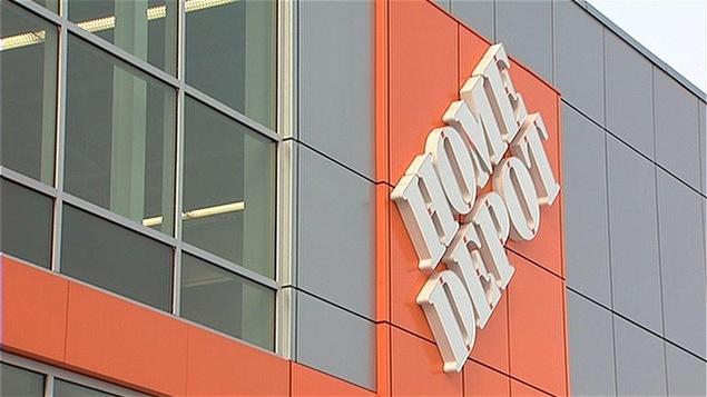 Logo Home Depot
