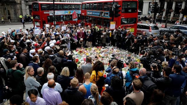 Theresa May en danger — Législatives britanniques
