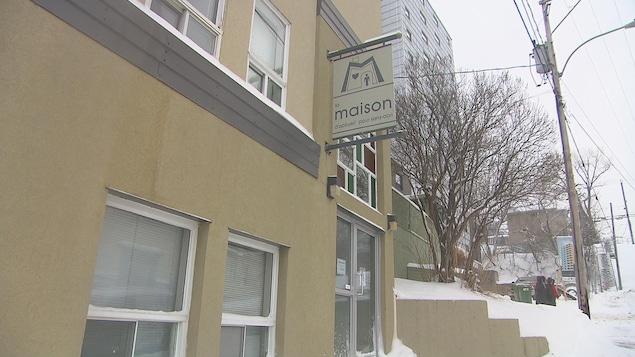 La Maison d'accueil pour sans-abri de Chicoutimi