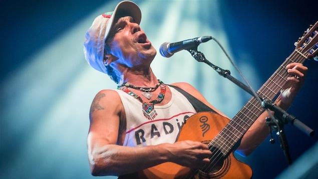Manu Chao en concert en Belgique le 5 août 2016