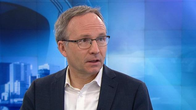 Le ministre de la Sécurité publique du Québec, Martin Coiteux